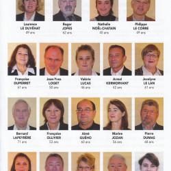 Elections: Du changement sur la liste              «Coeur de Presqu'île» (Le Duvehat)