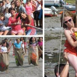 Un 15 aout en fête sur le port de Portivy