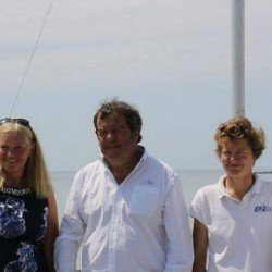 Un nouveau capteur de vent installé à l'isthme de Penthièvre