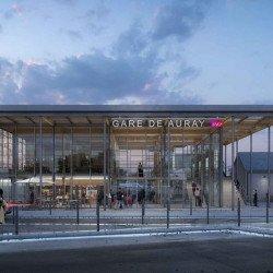 Nouvelle gare d' AURAY – Concertation sur la future gare et ses aménagements