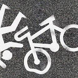 Un cycliste renversé à Portivy