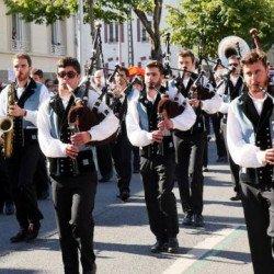 800 danseurs et musiciens ce week end au Presqu'île Breizh