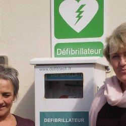Défibrillateurs : la commune labellisée