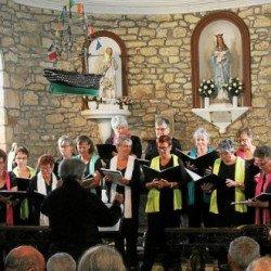 Un concert à Notre Dame de Lotivy ce dimanche