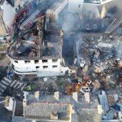 Dramatique explosion dans le centre de Quiberon