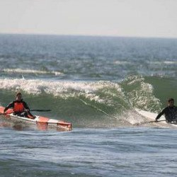 Saint-Pierre-Quiberon. L'élite mondiale du kayak débarque au Rohu