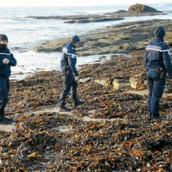 Sachets de cocaïne. Surveillance du littoral de Quiberon