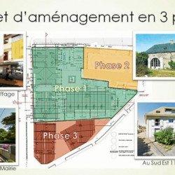 Conseil: Présentation du projet d'aménagement centre ville