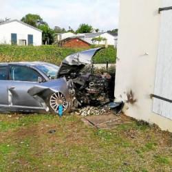 Perte de contrôle : un véhicule termine dans un camping à Saint-Pierre-Quiberon