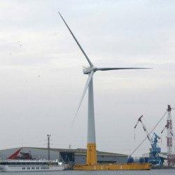 Nouveau projet éolien flottant au large de Groix et Belle-Ile-en-Mer