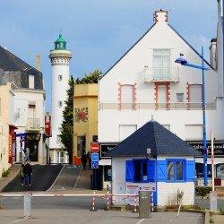 Histoire du phare Port-Maria à Quiberon
