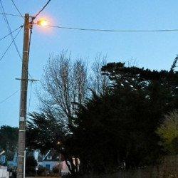 Mieux gérer l'éclairage public à Saint-Pierre Quiberon