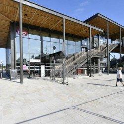 Nouvelle gare d'AURAY