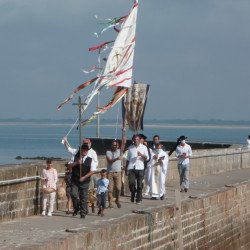 Pardon de Portivy. Tradition, soleil, participation
